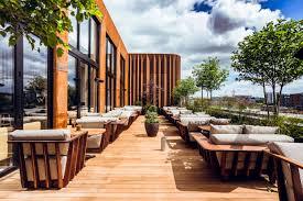 ISSHO terraza en Leeds